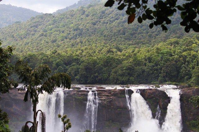 Waterfalls in the Caribbean