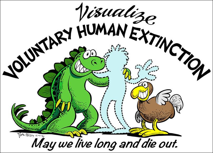 Εθελοντικό Κίνημα Εξαφάνισης του Ανθρώπου