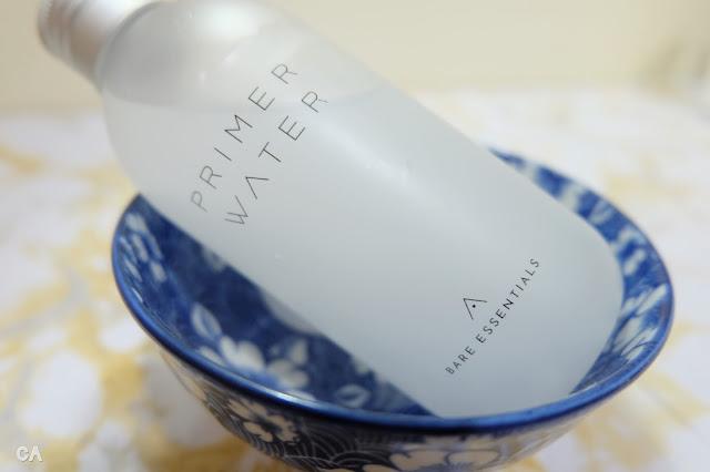 Althea Bare Essentials Primer Water Curitan Aqalili