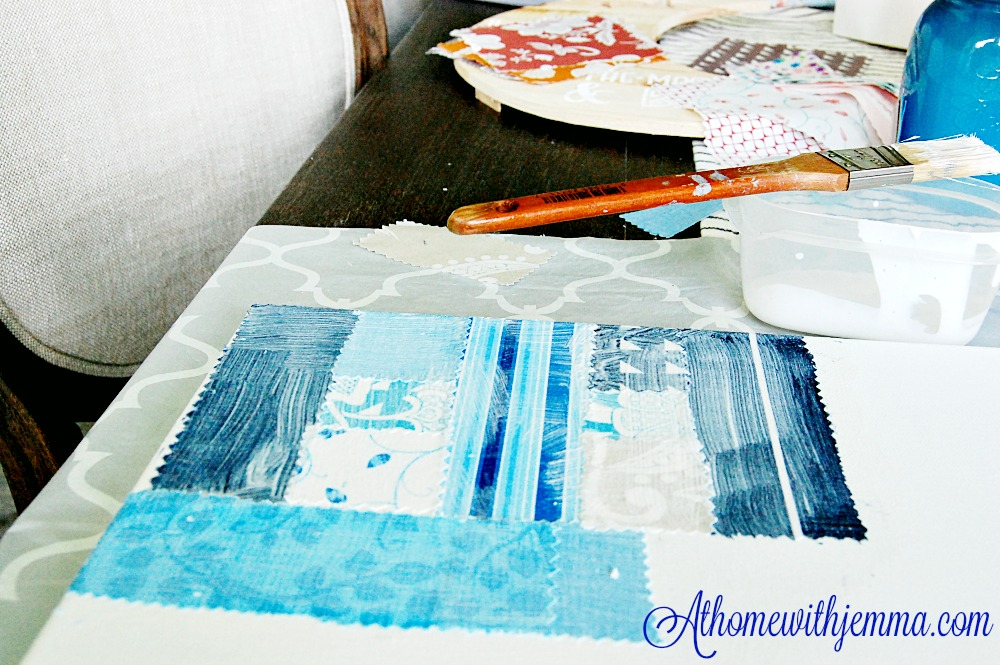 Hoffman fabrics, thistlewood farms and at home with jemma