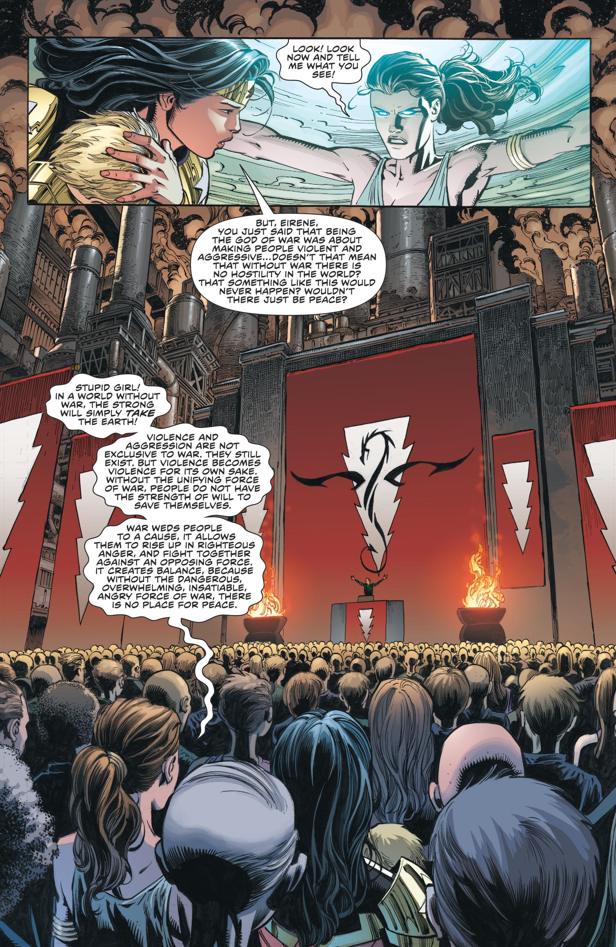 Read online Wonder Woman (2011) comic -  Issue #46 - 10
