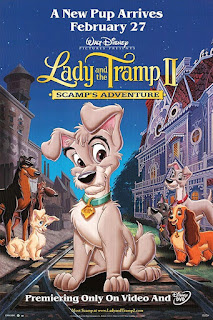 Watch Free Movies Online Lady And The Tramp Ii Scamp S Adventure