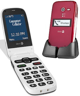 Consumer Cellular Doro PhoneEasy 626