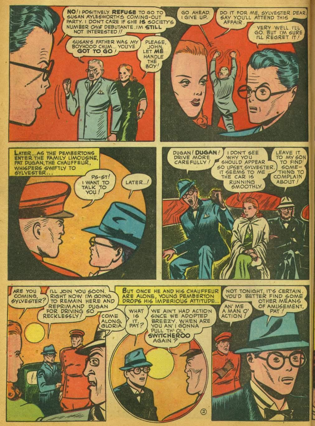 Read online World's Finest Comics comic -  Issue #6 - 44