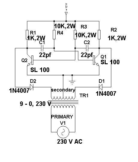 230 volt wiring diagram