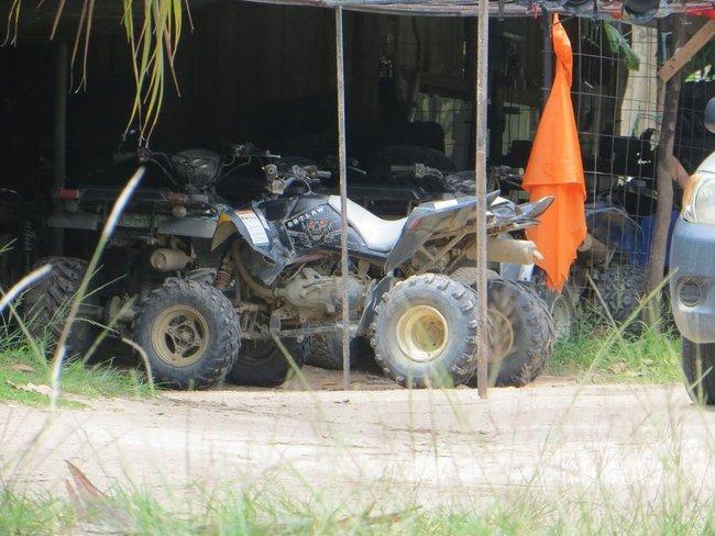 Квадроцикл Самуи
