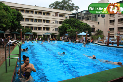 Bể bơi Phàm Ngũ Não