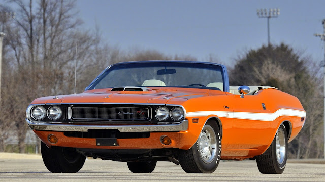 Challenger 1970 muscle car Carros Clasicos