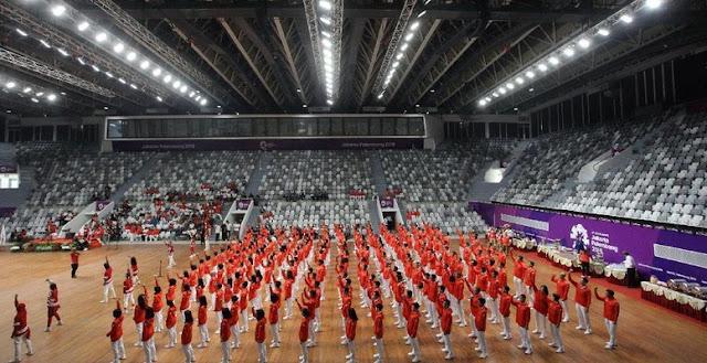 Ini Komentar Atlet Soal Uang Saku Asian Games 2018