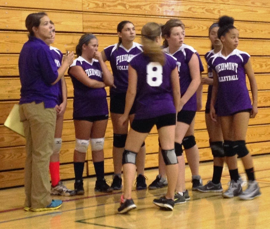 PMS Boosters: Highlanders 8th Grade over Stanley in 3