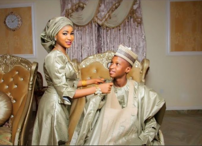 See pre-wedding photos of this young couple Nigerians react