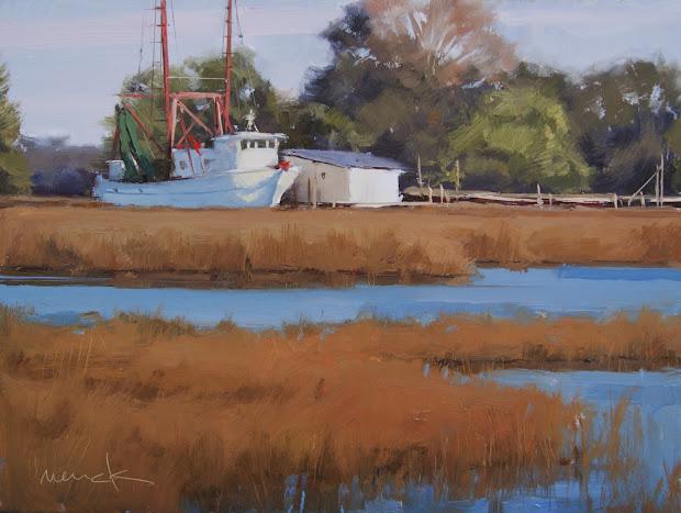 Kevin Menck Fine Art Charleston