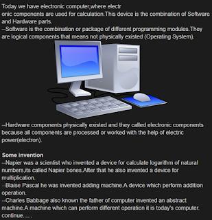 Computer tricks, pc tricks, latest computer tricks, basis computer tips.