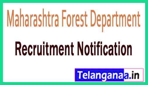 Maharashtra Forest Department MFD Recruitment