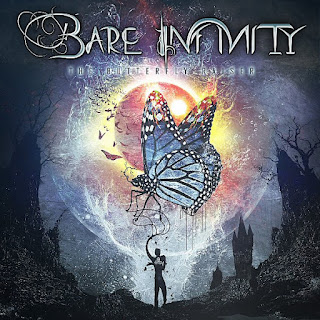 "Ο δίσκος των Bare Infinity ""The Butterfly Raiser"""
