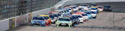 Full #NASCAR Schedule for New Hampshire