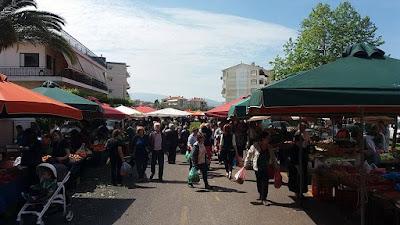 Αγρίνιο :Μέχρι τέλους του έτους η μετακίνηση των λαϊκών αγορών του ...