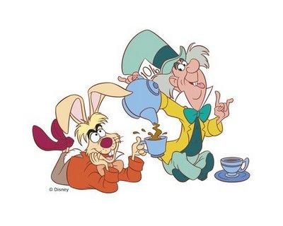 Alicia pais de las maravillas imagenes y dibujos para imprimir - Conejo de alicia en el pais de las maravillas ...