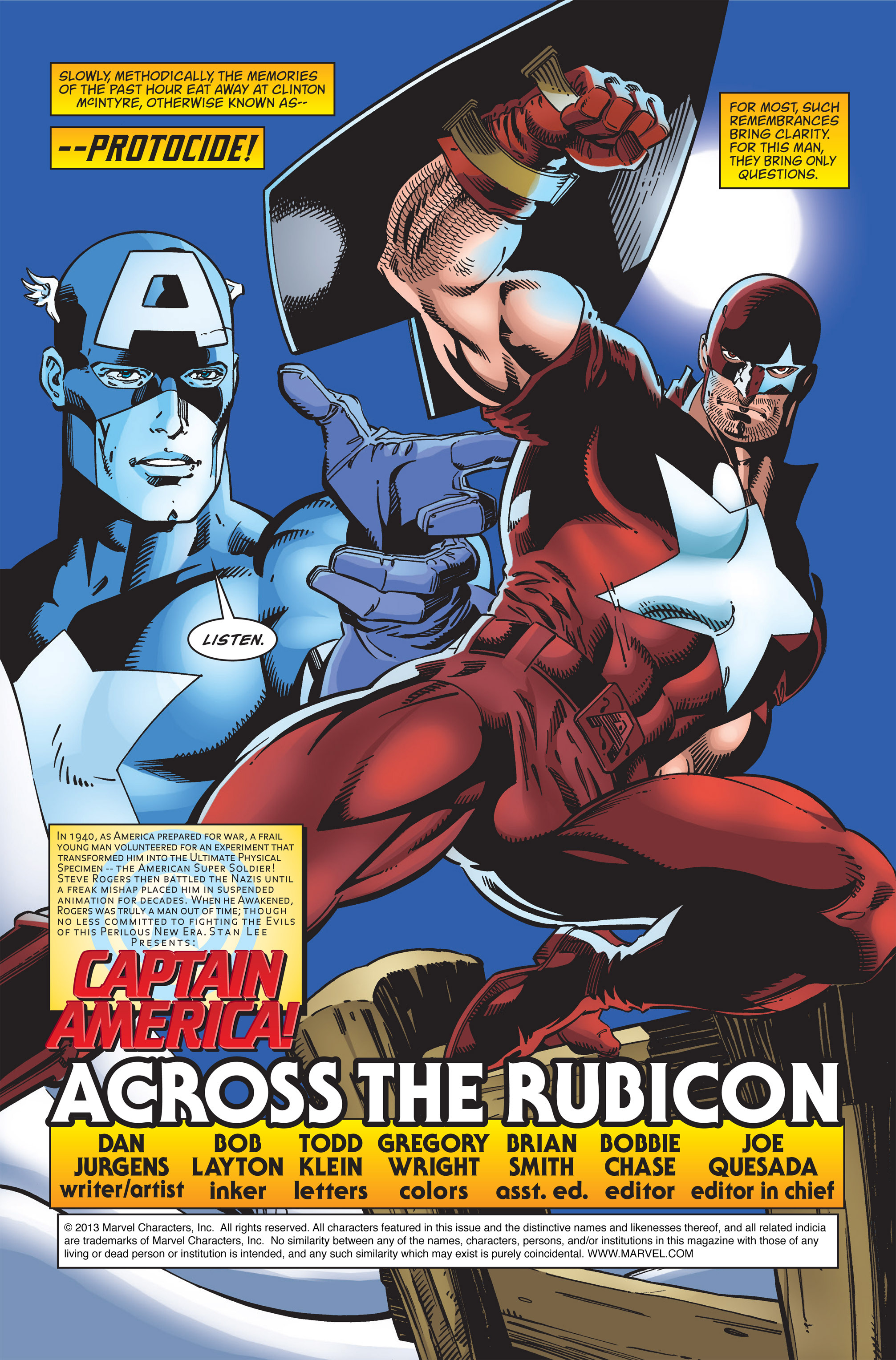 Captain America (1998) Issue #38 #45 - English 2