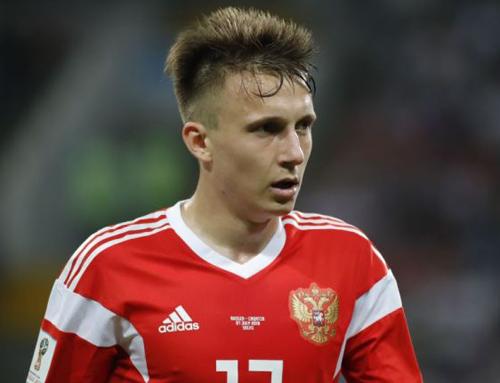 NÓNG: Golovin đạt thỏa thuận tới Monaco