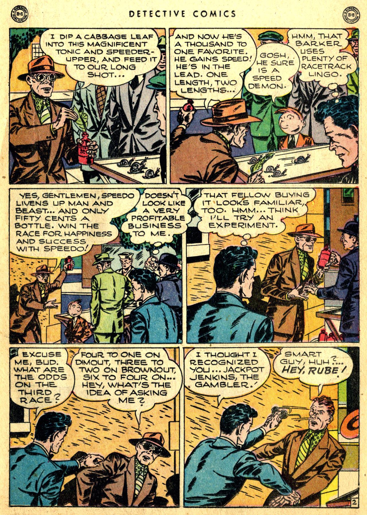 Read online Detective Comics (1937) comic -  Issue #117 - 25