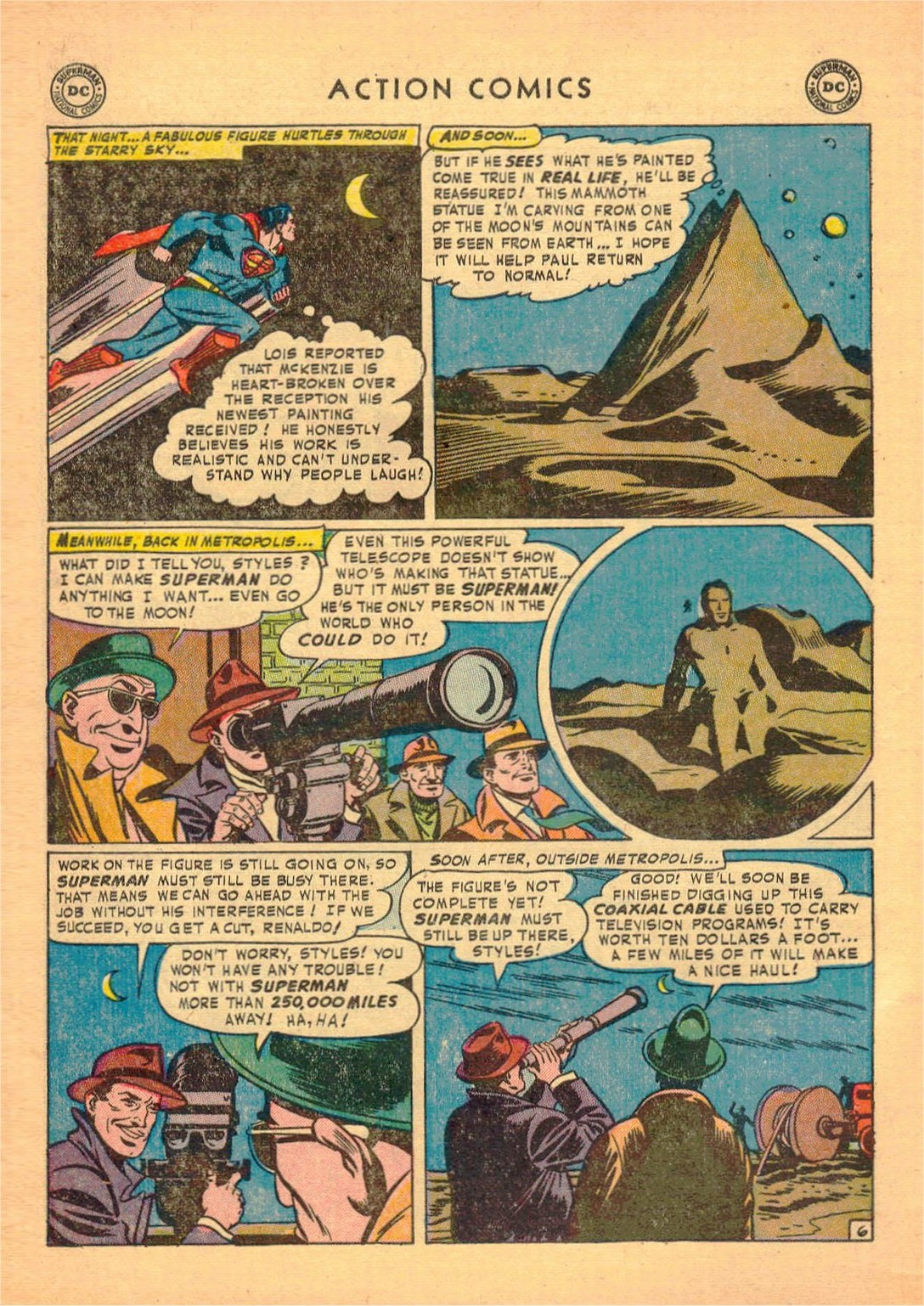 Action Comics (1938) 170 Page 7