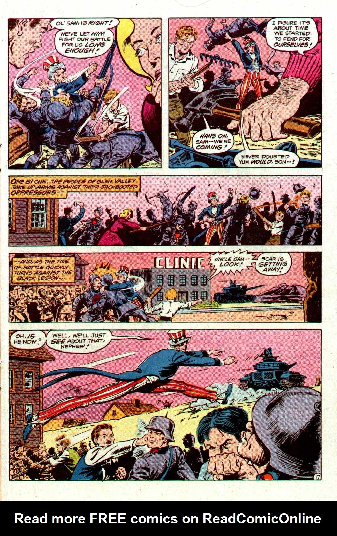 Read online Secret Origins (1986) comic -  Issue #19 - 20
