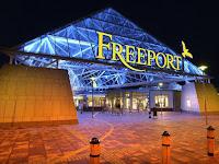 Freeport 'Hanya' Disulap Jadi Cita Rasa Tiongkok