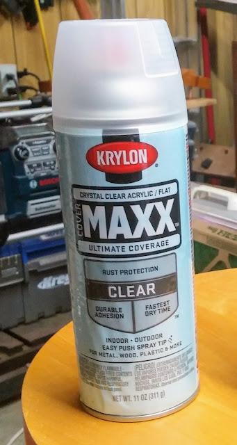 Krylon Crystal Clear Acrylic