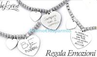 Logo Beloved: a partire da € 7,99 bracciali, collane personalizzati con il tuo messaggio