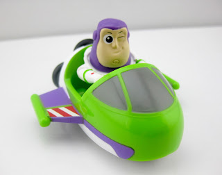 mattel toy story minis vehicles buzz spaceship