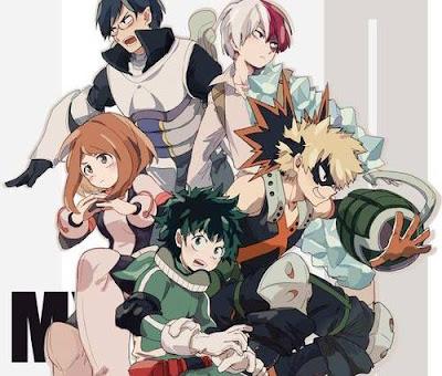 Karakter Boku no Hero Academia (BNHA)