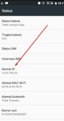 cara mendapatkan ip 100 videomax telkomsel