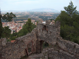 Esguard de Dona - #DASC2017 Visita Guiada Castell de Gelida