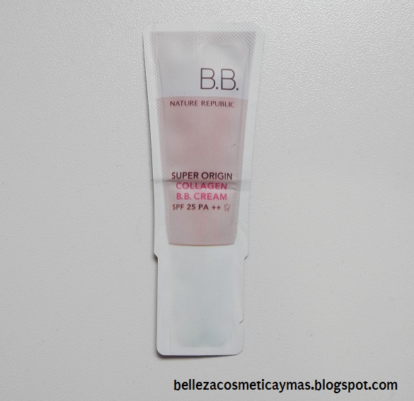 Super Origin Collagen BB Cream mi opinión y experiencia