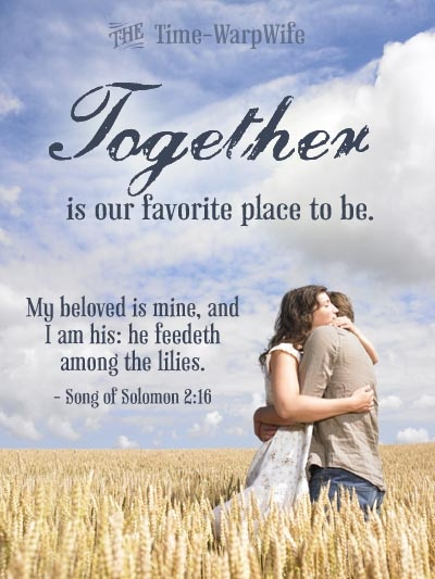 Yeshua = God: Song Of Solomon: As The Lily Among Thorns