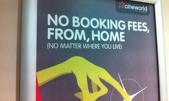 Cineworld poster
