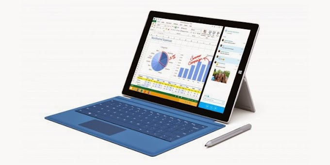 Microsoft Surface Pro 3 receives software update ahead of launch