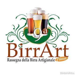 BirrArt, la rassegna delle birre artigianali dal 19 al 21 ottobre Casteggio (PV)
