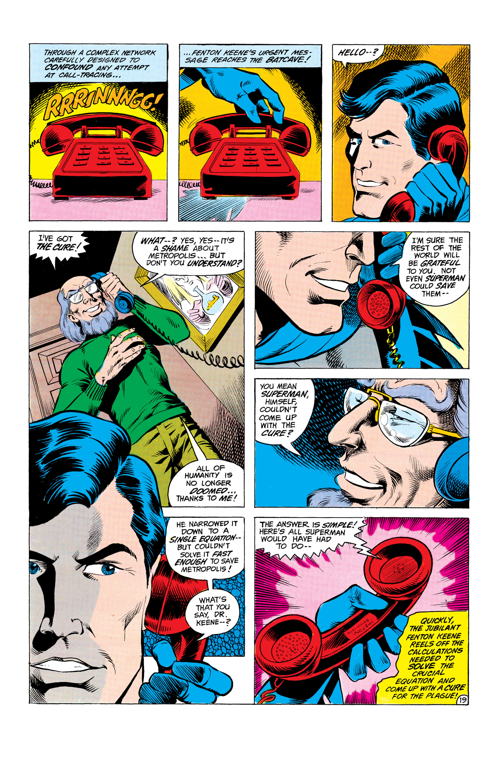Read online World's Finest Comics comic -  Issue #303 - 20