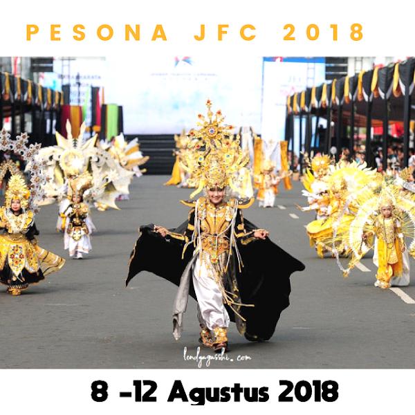 Pesona Jember Fashion Carnival 2018 : Sukseskan Pariwisata Di Negeri Sendiri