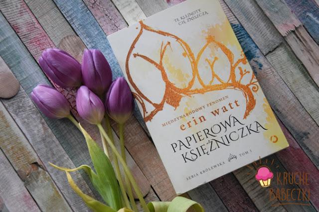 Papierowa książniczka - Erin Watt
