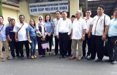 Diduga Gelapkan Donasi Korban KM Sinar Bangun, Ratna Sarumpaet Dilaporkan ke Poldasu