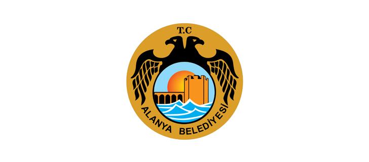 Antalya Alanya Belediyesi Vektörel Logosu