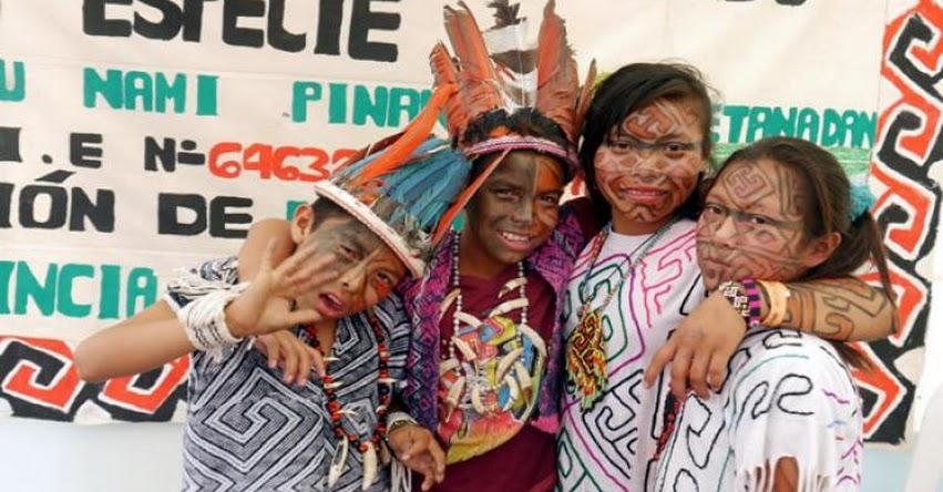 MINEDU: Cuento en 10 lenguas originarias es la primera entrega de la estrategia «Aprendo en casa» del Ministerio de Educación - www.minedu.gob.pe