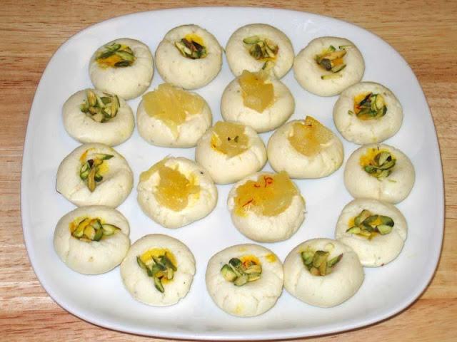 Recipe-Paneer-Sandesh