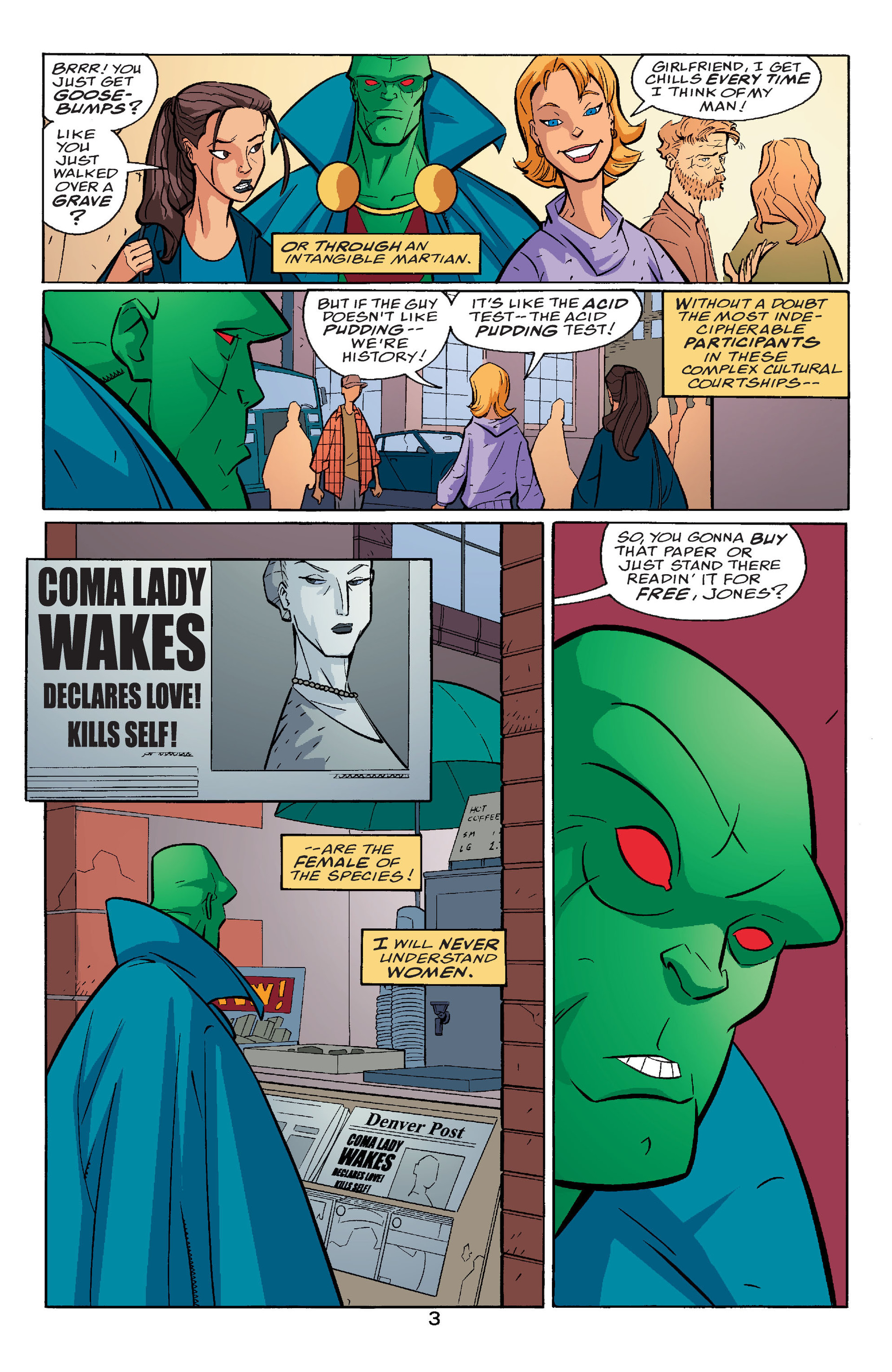 Harley Quinn (2000) Issue #23 #23 - English 4