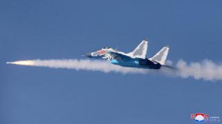 Jet Tempur Sukhoi Korea Utara