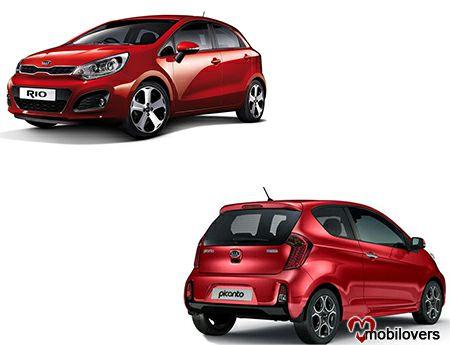 Gambar Mobil Kia