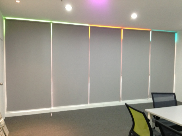 Roller Blinds Malaysia Motorized Roller Blinds